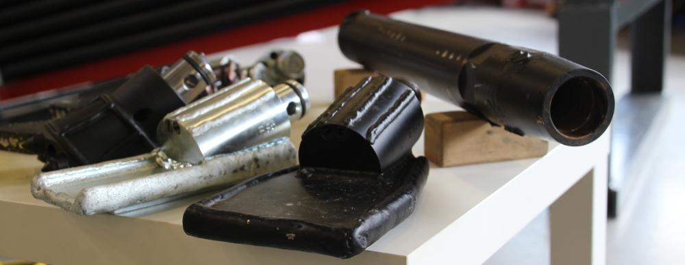 Hochwertige Bohrwerkzeuge für Spülbohranlagen und Erdraketen