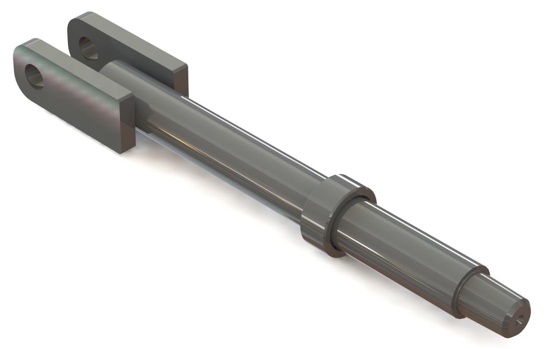 Machines de fonçage dirigé > Tiges > Adaptateur traction du tuyau L355