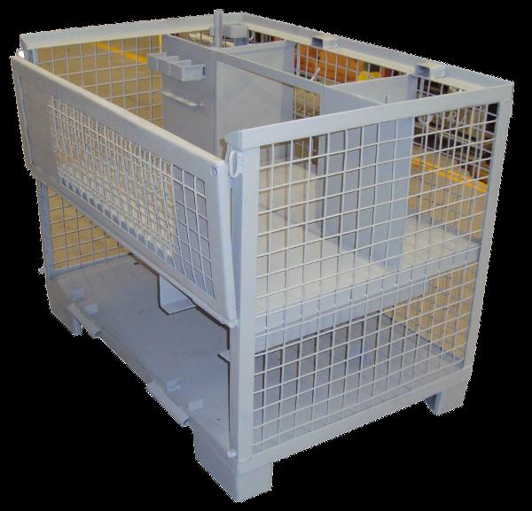 Machines de fonçage dirigé > Accessoires > Box système TERRA-JACK 125