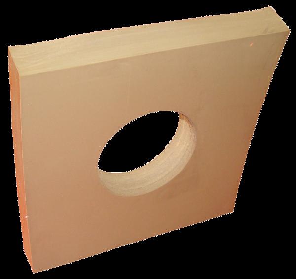 Foreuses horizontales dirigées (HDD) > Déflecteur > Déflecteur, ø40