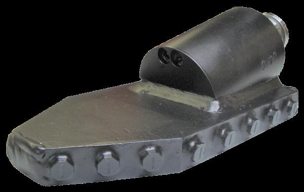 Foreuses horizontales dirigées (HDD) > Tetes de forage pour support de sonde ø 68 mm >