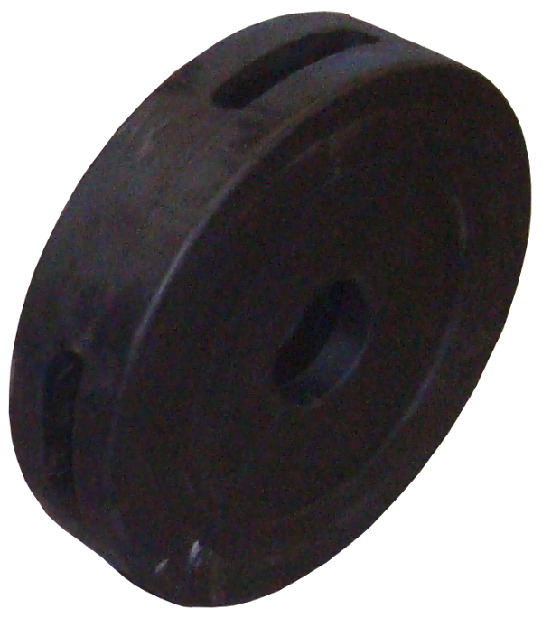 Foreuses horizontales dirigées (HDD) > Déflecteur > Déflecteur, split, ø45