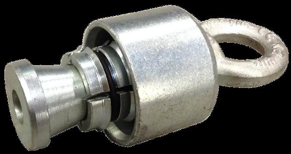 Foreuses horizontales dirigées (HDD) > Tetes de tirage (standard) > Mandrin de traction 032