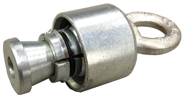 Foreuses horizontales dirigées (HDD) > Tetes de tirage (standard) > Mandrin de traction 040