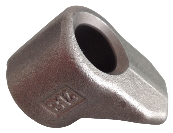 Foreuses horizontales dirigées (HDD) > TCI Teeth (Tungsten Carbide Insert) pour Aléseur > Chissel holder B14