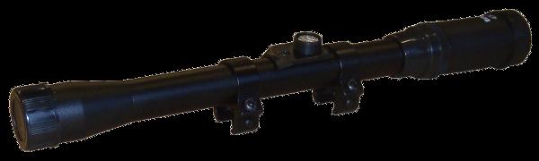 Fusée pneumatique, Marteaux > Lunettes de visée > Télescope