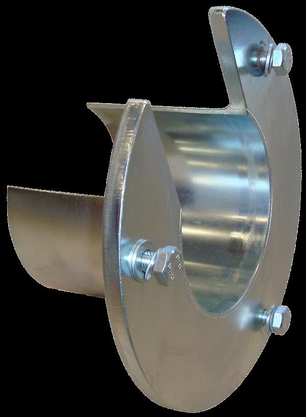 Fusée pneumatique, Marteaux > Simultanément rentrage de tubes > Cylindre de centrage 95