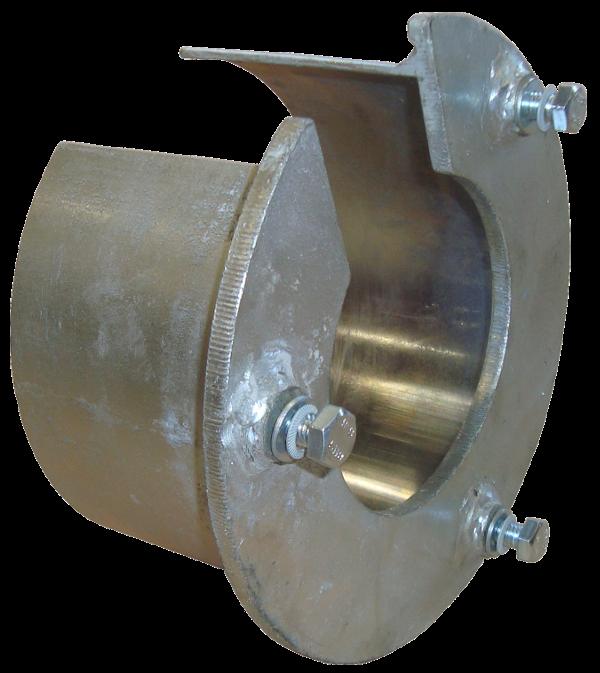 Fusée pneumatique, Marteaux > Simultanément rentrage de tubes > Cylindre de centrage 150