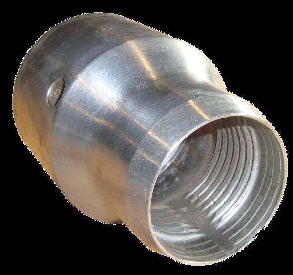 Fusée pneumatique, Marteaux > Adaptateur arrière > PE pipe adapter 72 (080)