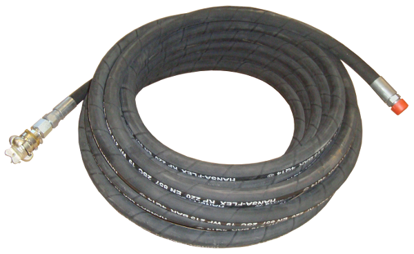 Fusée pneumatique, Marteaux > Flexibles spécial pour air comprimé > Flexible spécial 080/30m
