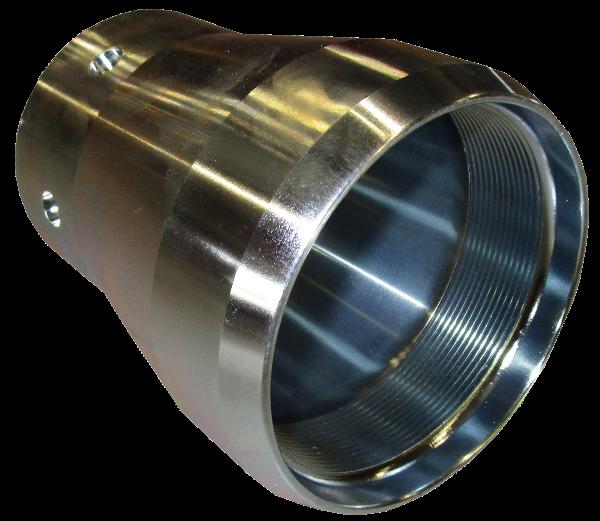 Fusée pneumatique, Marteaux > Adaptateur arrière > Douille droite élargie A-130-G4