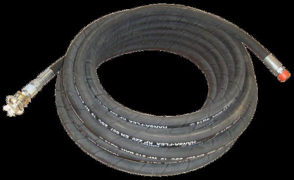 Fusée pneumatique, Marteaux > Flexibles spécial pour air comprimé > Tuyaux 045/15m