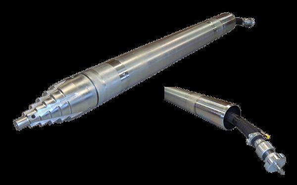 Fusée pneumatique, Marteaux > Founceur pneumatique > TERRA-HAMMER TU 155 F