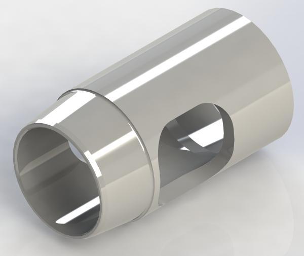 Pousse tube > Anneau intermédiaire de vidange  > Anneau interméd. d. vidange 135/tube150