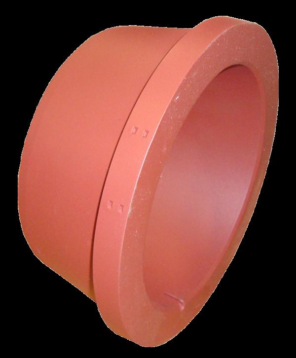 Pousse tube > Anneaux (à  ø 355 mm) > Anneau pousse-tube 220/227-237