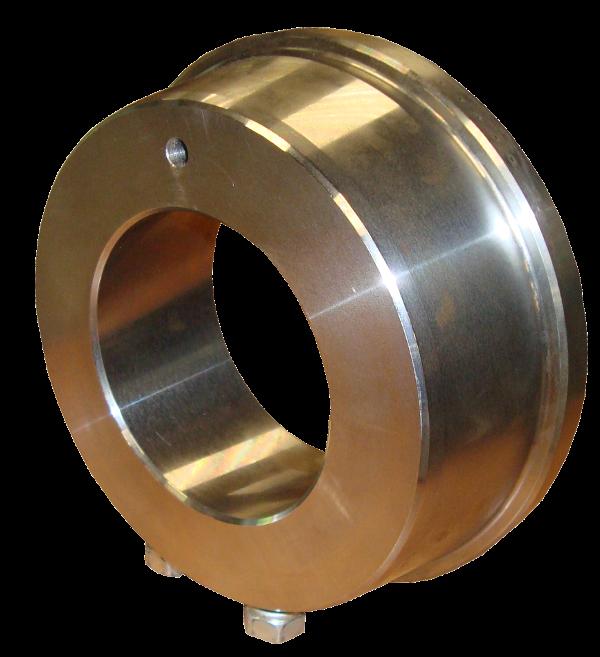 Pousse tube > Anneaux (à  ø 355 mm) > Anneau pousse-tube 220/255-265