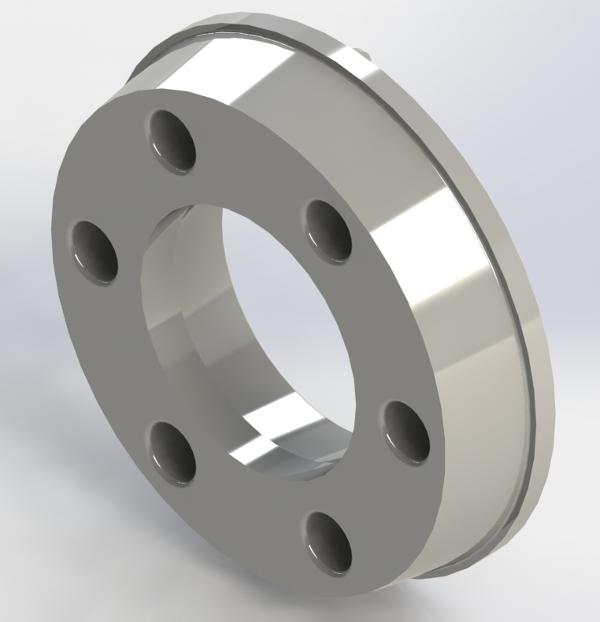 Pousse tube > Plateaus pousse-tube > Ram plate 360/965-1005
