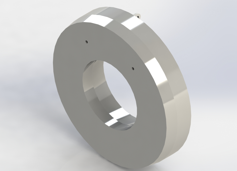 Pousse tube > Plateaus pousse-tube > Ram plate 565/965-1005