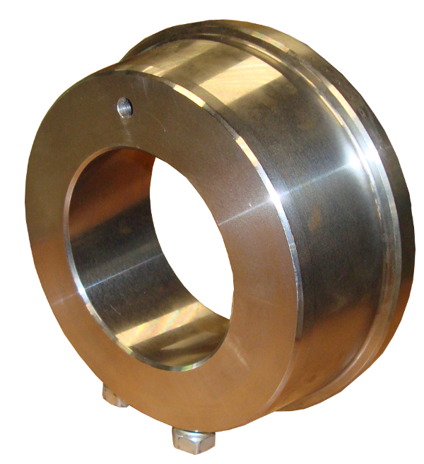 Pousse tube > Anneaux (à  ø 355 mm) > Anneau pousse-tube 82/200-210