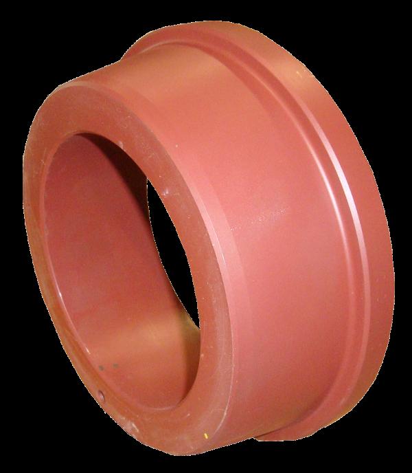Pousse tube > Anneaux (à  ø 355 mm) > Anneau pousse-tube 155/200-210