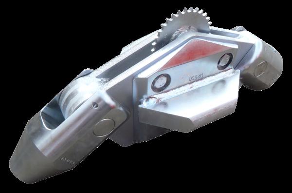 Eclateurs à cable > Couteaux pour PE à roulettes > Couteau aux rouleaux DN 200