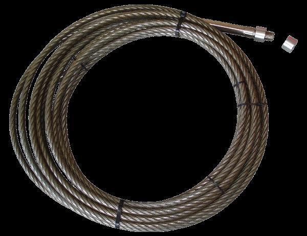 Eclateurs à cable > Câble spécial > Câble ø13/100m/M20r (X100)