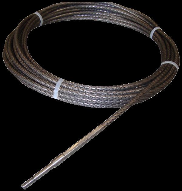 Eclateurs à cable > Câble spécial > Câble ø8/15m/M8-g (X100)
