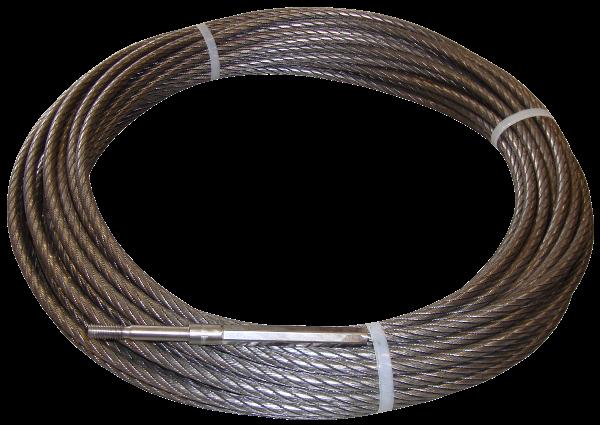 Eclateurs à cable > Câble spécial > Câble ø8/25m/M8-g (X100)