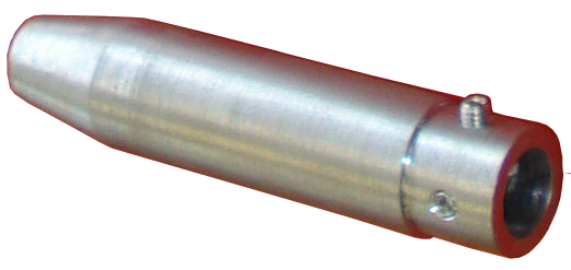 Eclateurs à cable > Tubes pour plomb > Accouplement de câbles ø8/ø13