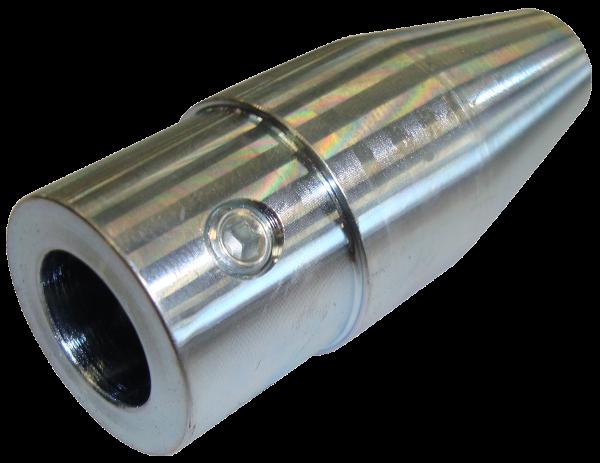 Eclateurs à cable > Tubes pour plomb > Accouplement de câbles ø8/ø13/M8-g