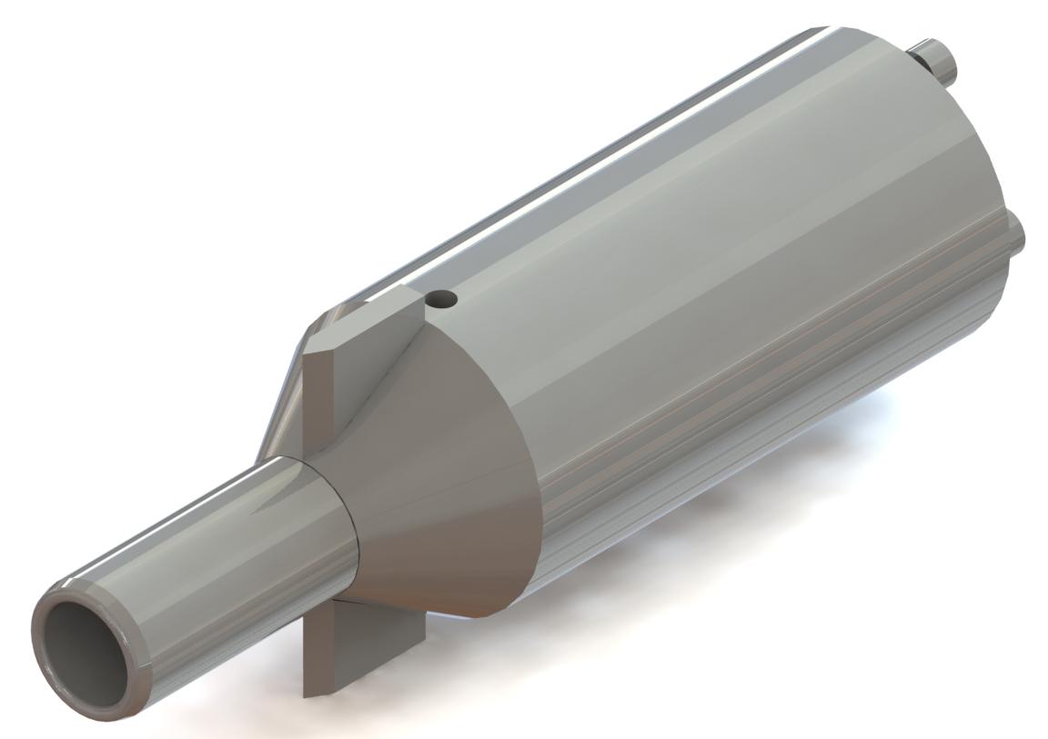 Eclateurs à cable > Cones pour PE > Cône de découpe 63 (X400)