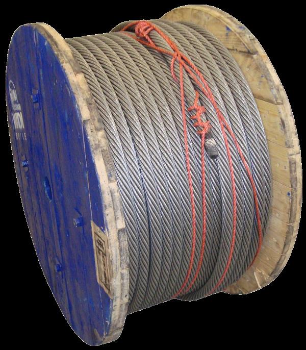 Eclateurs à cable > Câble spécial > Câble spécial ø25.4/150m (X400)